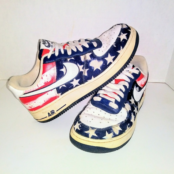Nike Air Force 1 Low Independence Day